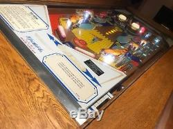 Pinball Machine Coffee Table Feature Table Gottlieb'Top Score' PlayField