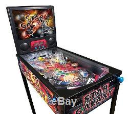 Pinball Machine Gaming Garage Home Sports Pub Bar Arcade
