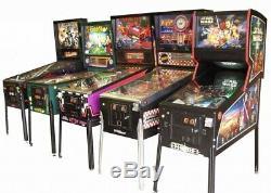 Pinball Machine, Repair/Restoration Service Electrical & Mechanical Machines