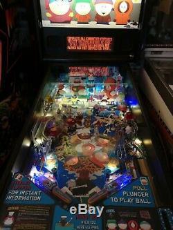 Pinball Machine South Park