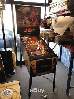 Pinball Machine. Space Jam 1996