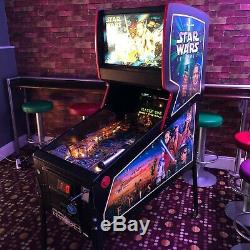 Pinball Machine Star Wars Episode 1 Made By Williams In Perfect Condition
