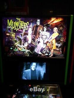 Pinball Machine The Munsters