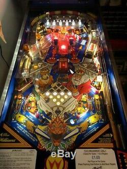 Pinball Machine Williams Jokerz (Refurbished)