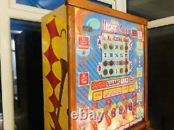 Pinball Machine vintage 1955 Bally bingo machine night club