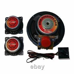Pinball Pro Speaker kit for Data East Jurassic Park & Star Wars pinball machine
