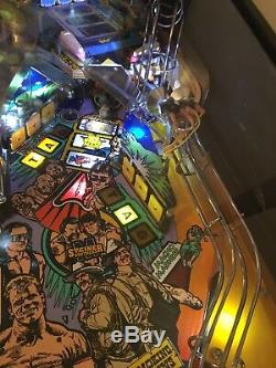 Pinball Royal Rumble By Sega, recreativas, Machine, Pim Ball, pimball, flipper