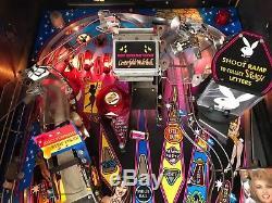 Pinball STERN PlayBoy 2002 USED Flipper 100% Working Cond. BestLowPriceWorld
