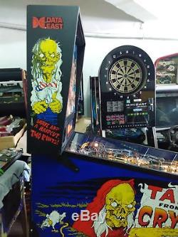 Pinball Tales from the Crypt