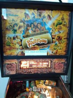 Pinball The Flintstones