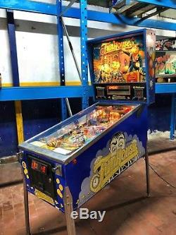 Pinball Williams FunHouse 1990 Flipper 100% Working Condition BestLowPriceWorld
