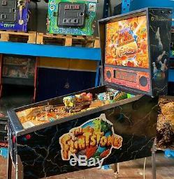Pinball Williams The Flintstones 1994 Flipper Full Working Special Condition