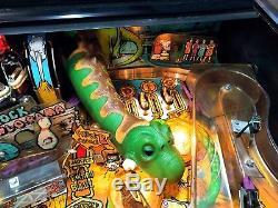 Pinball Williams The Flintstones 1994 Special Condition Flipper Never Restorer