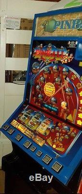 Pinball Wizard Fruit Machine