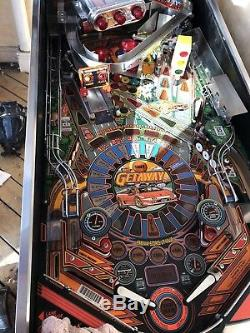 Pinball machine The Getaway High speed 2