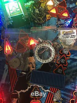 Rare Johnny Mnemonic Pinball Machine