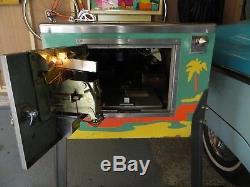 Restored Segasa 1973 Williams Travel Time Pinball Machine Arcade Game Freeplay