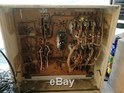 Retro pinball machine early 60s