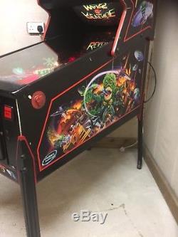Revenge From Mars Pinball Machine