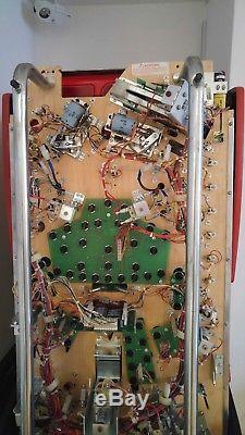 Revenge from Mars pinball machine MINT