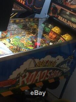 Roadshow Pinball Machine