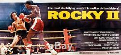 Rocky Pinball Machine Sylvester Stallone Movie Theme Perfect Warranty