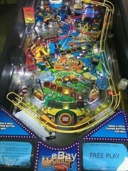 Roller Coaster Tycoon Pinball Machine