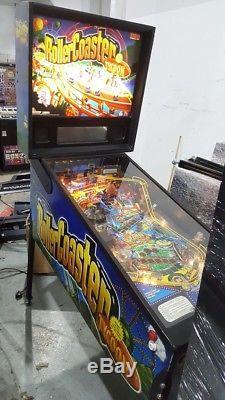 Rollercoatser Tycoon Pinball / Stern Pinball Machine