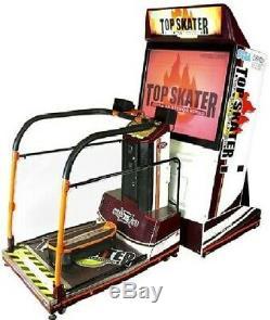 SEGA TOP SKATER 1997 (Excellent Condition) RARE