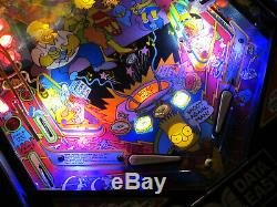 SIMPSONS Pinball LED Lighting Kit custom SUPER BRIGHT KIT