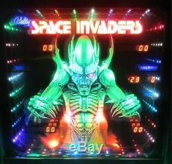 SPACE INVADERS Complete LED Lighting Kit custom SUPER BRIGHT PINBALL LED KIT