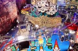 STERN 2006 PIRATES OF THE CARRIBEAN Arcade Pinball Machine COLOUR DMD / LEDS