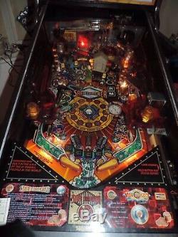 Safe Cracker Pinball Machine