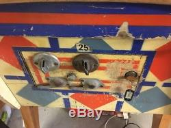 Sea-Belles Pinball Electro Mechanical 1956