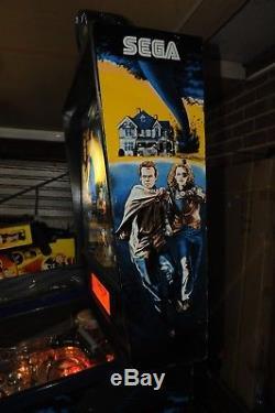 Sega Twister Pinball Machine 100% Working
