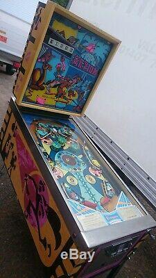 Segasa Triple Action Pinball
