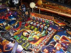 Sharkey`s Shootout pinball machine
