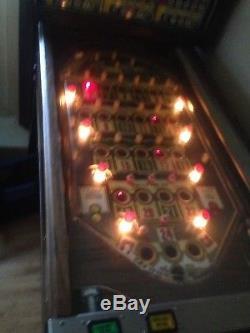 Sirmo Golden Gate Bingo/pinball Machine X 2