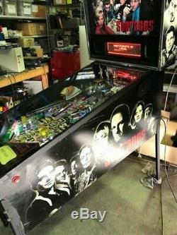Soprano Pinball Machine