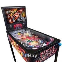 Star Galaxy Pinball Machine Excellent Condition