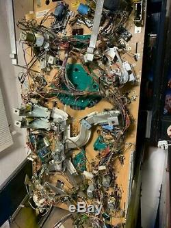 Star Trek Next Generation Picard Pinball Machine STTNG