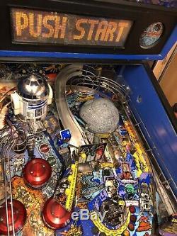Star Wars Pinball Machine 100% WORKING
