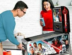 Star Wars Retro Arcade 1UP Virtual Pinball Machine Preorder Free Shipping NEW