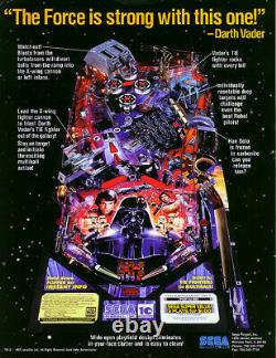 Star Wars Trilogy Pinball Special Edition