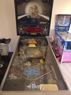Stargate Pinball Machine LEDs, new driver