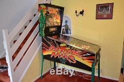 Stargate pinball machine by Gotlieb