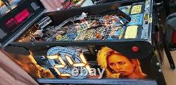 Stern 24 Pinball Game Located Worthing West Sussex
