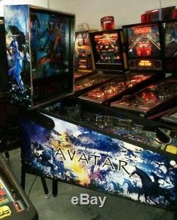 Stern AVATAR arcade pinball machine