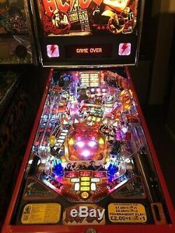 Stern Ac/dc Premium Pinball Machine
