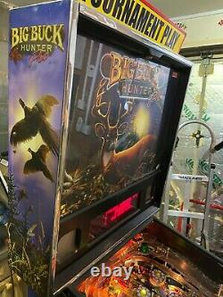 Stern Big Buck Hunter Pro Pinball Machine